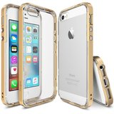 Ringke Frame iPhone SE/5S bumper hoesje Gold