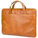 dbramante1928 Leather Silkeborg sleeve 15 inch Tan