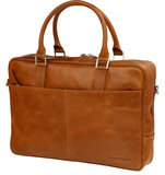 dbramante1928 Leather Rosenborg 14 inch bag Tan