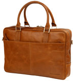 dbramante1928 Leather Rosenborg 16 inch bag Tan