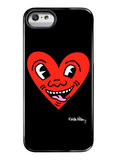 Case Scenario Keith Harring case iPhone 5 Red Heart