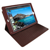 Piel Frama Cinema iPad Pro 12,9 inch case Croco Brown