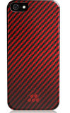Evutec Karbon S iPhone SE/5S hoesje Red