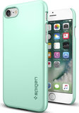 Spigen Thin Fit iPhone 7 hoesje Mint