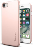Spigen Thin Fit iPhone 7 hoesje Rose Gold