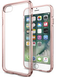 Spigen Ultra Hybrid iPhone 7 hoesje Rose Gold