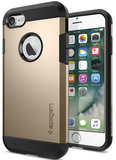 Spigen Tough Armor iPhone 7/8 hoesje Gold