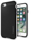 Spigen Neo Hybrid iPhone 7/8 hoesje Silver