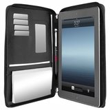Sena Magia Zip iPad 2/3/4 wallet Black