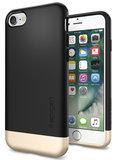 Spigen Style Armor iPhone 7 hoesje Black