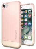 Spigen Style Armor iPhone 7 hoesje Rose Gold