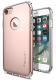 Spigen Hybrid Armor iPhone  SE 2020 / 8 / 7 hoesje Rose Gold