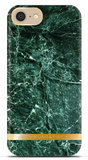 Richmond Finch Marble Glossy iPhone 7 hoesje Green