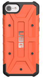 Urban Armor Gear Pathfinder iPhone 7/8 hoesje Orange