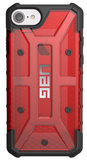 Urban Armor Gear Plasma iPhone 7/8 hoesje Red