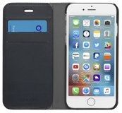 Pipetto Magnetic iPhone 7 Wallet hoesje Medium Black