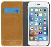 Pipetto Magnetic iPhone 7 Wallet hoesje Medium Tan