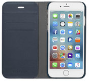 Pipetto Magnetic iPhone 7 Wallet hoesje Medium Navy