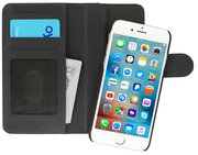 Pipetto Magnetic iPhone 6/7 Wallet hoesje Large Black