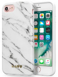 LAUT Huex iPhone 7/8 hoesje Marble White