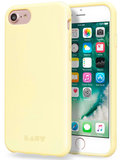 LAUT Huex iPhone 7 hoesje Pastel Yellow