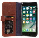 Decoded Leather Wallet iPhone 7 Plus hoes Brown