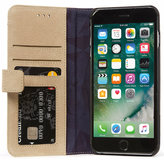 Decoded Leather Wallet iPhone 7 Plus hoes Sahara