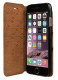 Bugatti Parigi iPhone 7/8 Wallet hoes Cognac