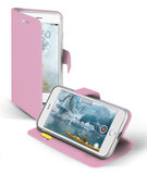 SBS Mobile Sense Book iPhone 7 hoesje Pink