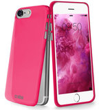 SBS Mobile Extra Slim iPhone 7 hoesje Pink
