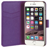 Xqisit Viskan Wallet iPhone 7 hoesje Purple