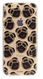 FLAVR iPlate iPhone 7 hoesje Pugs