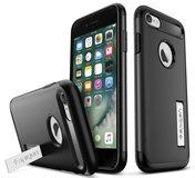 Spigen Slim Armor iPhone 7/8 hoesje Black