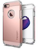 Spigen Tough Armor iPhone 7/8 hoesje Rose Gold