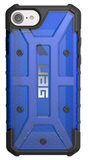 Urban Armor Gear Plasma iPhone 7/8 hoesje Blue