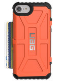 Urban Armor Gear Trooper iPhone 7/8 hoesje Orange