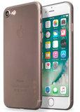 LAUT SlimSkin iPhone 7/8 hoesje Black