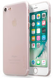 LAUT SlimSkin iPhone 7/8 hoesje Clear