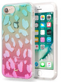 LAUT Ombre iPhone 7 hoesje Turquoise