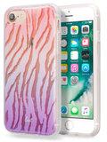 LAUT Ombre iPhone 7 hoesje Peach