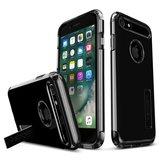 Spigen Slim Armor iPhone 7/8 hoesje Jet Black