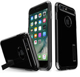 Spigen Slim Armor iPhone 7 Plus hoes Jet Black