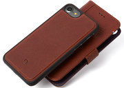 Decoded Leather 2 in 1 Wallet iPhone 7 hoesje Brown