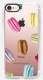 Casetify Macaron Shuffle iPhone 7 hoesje