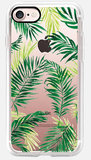 Casetify Palmtrees iPhone 7 hoesje