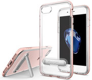 Spigen Hybrid Crystal iPhone 7 hoesje Rose Gold