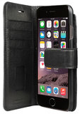 Bugatti Zurigo iPhone 7 Plus Wallet hoes Black