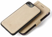 Decoded Leather 2 in 1 Wallet iPhone 7 hoesje Sahara