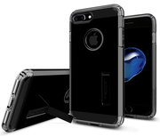 Spigen Tough Armor iPhone 7/8 Plus hoes Jet Black