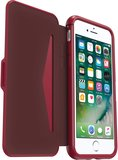 Otterbox Symmetry Folio iPhone 7 hoesje Red